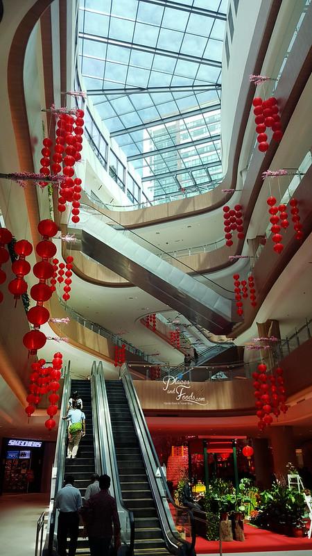 the starling damansara uptown interior