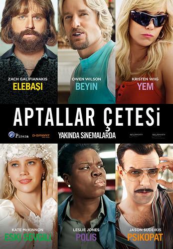 Aptallar Çetesi - Masterminds (2016)
