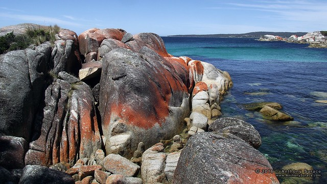 Bay of Fires, AU