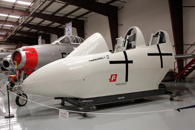 A-10 Test Rig