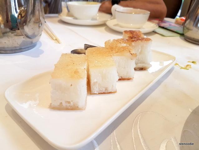 Pan-Fried White Sugar Pudding