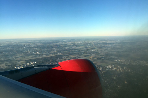 04 - Air-Berlin über Deutschland