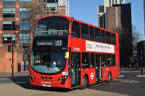 South London Arriva Changes