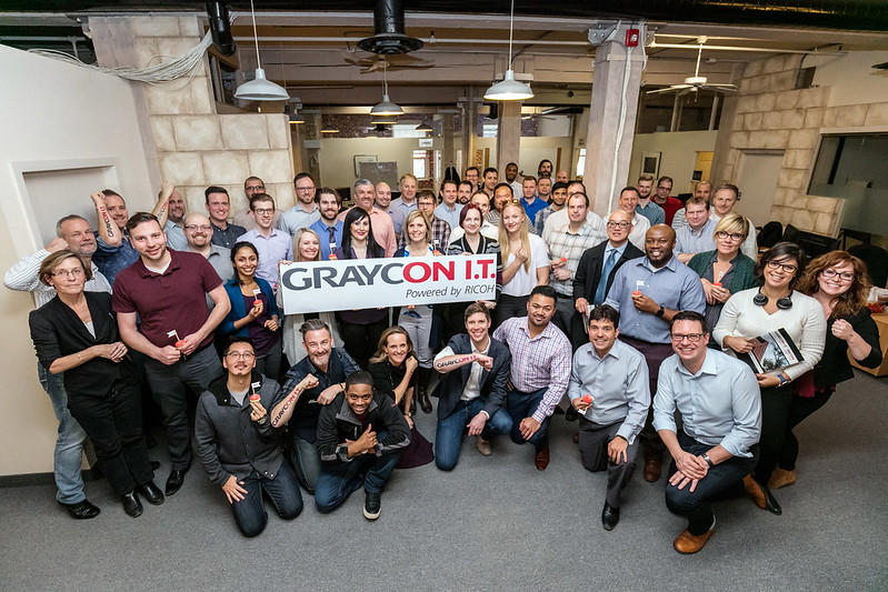 Graycon I.T. Brand Launch