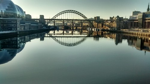 Tyne Bridges Dec 16 2