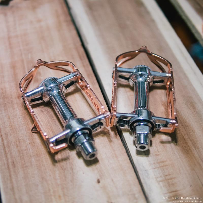 無標題 MKS copper pedals MKS 紫銅腳踏 MKS Copper Pedals 18331799613 8ee2af31b6 o