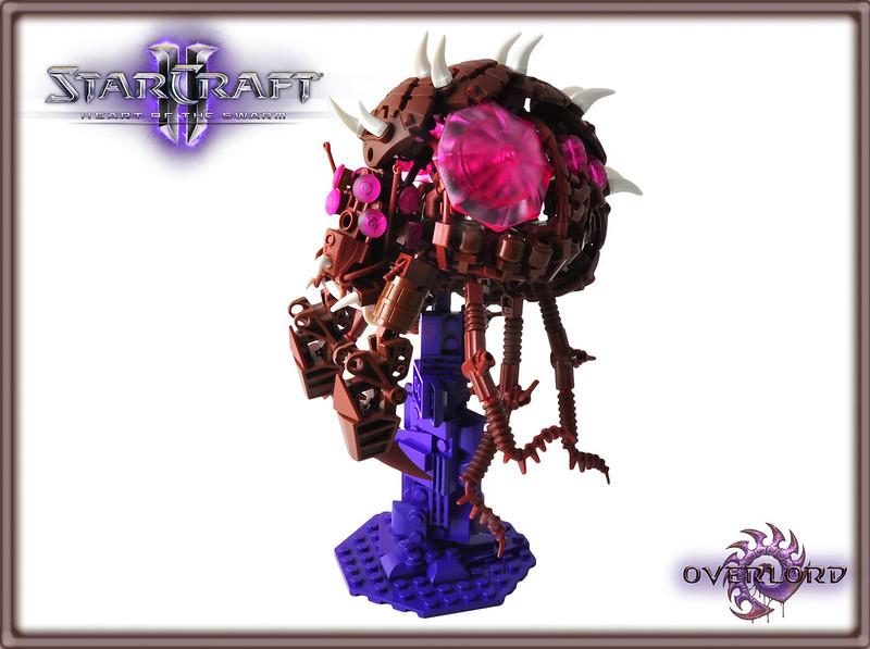 Massive LEGO Starcraft II MOC 18567266403_d423ff0d35_c