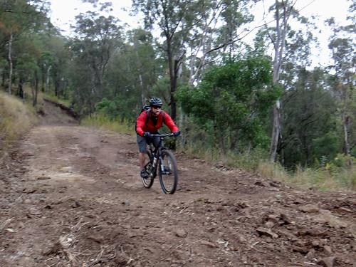 Descending Ingoldsby Road