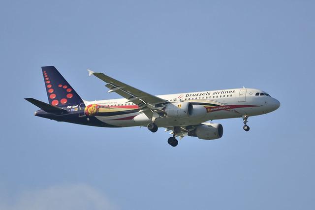 OO-SNC A320