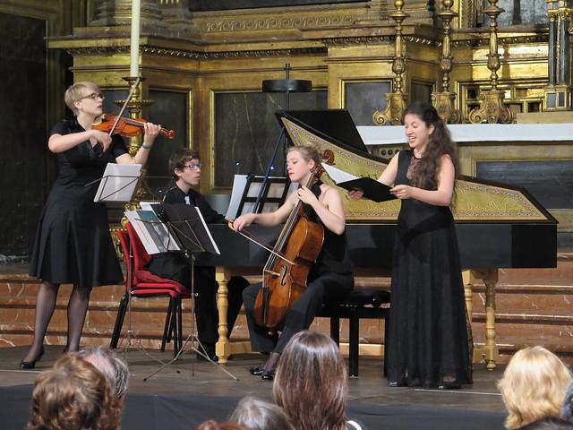 Grupo Aravà Hannover - Día Europeo de la Música