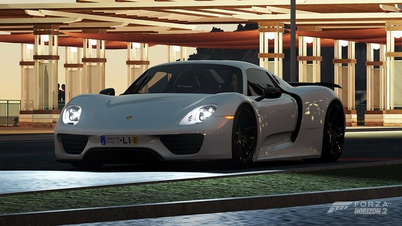Vinagritotoyota Porsche 918 Spyder Carrera GT