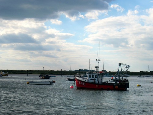 Out to Mersea Island