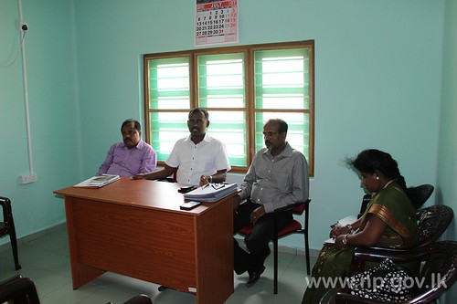 Upliftment of the livelihood of the Tamil prisoners' families