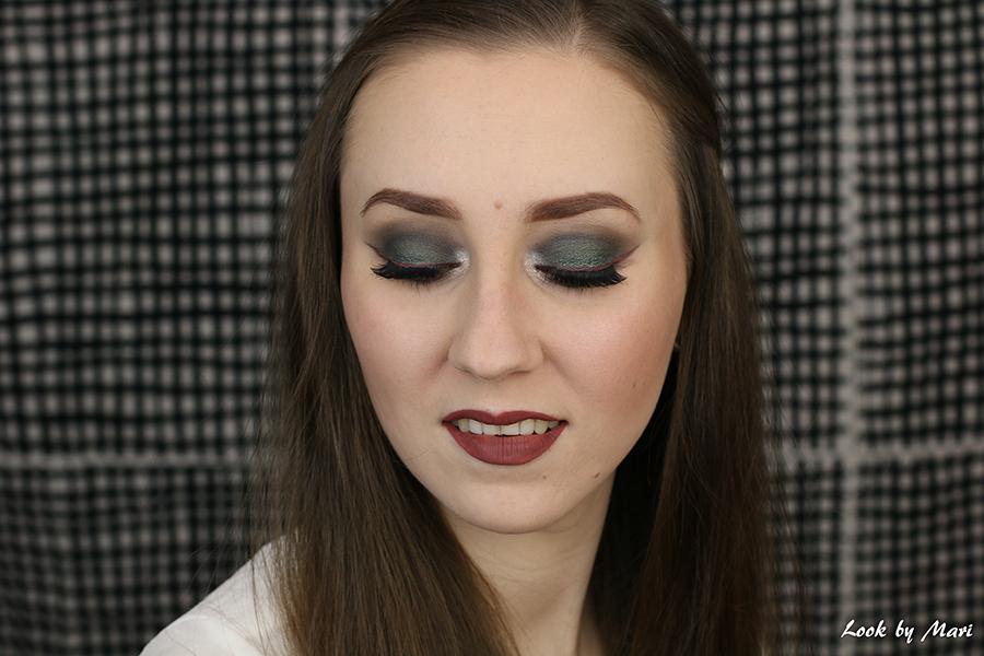 6 green eye makeup ideas tutorial brown lips makeup