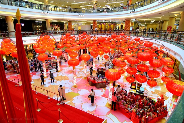 'Prosper In Spring' at 1-Utama Shopping Centre