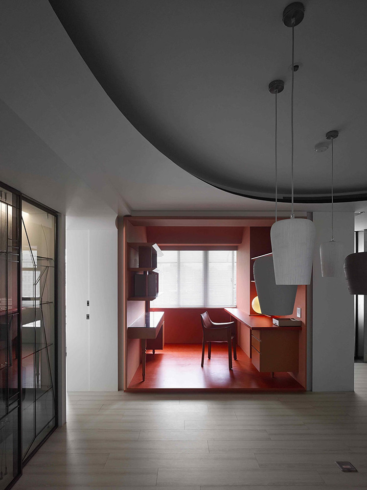 A colorful apartment by Waterfrom Design Sundeno_03