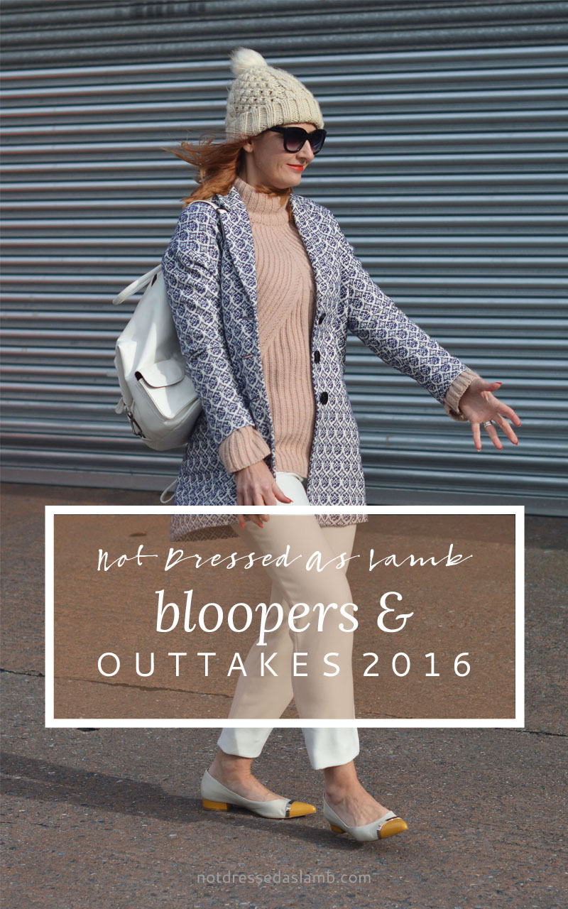 Bloopers and Outtakes 2016   Not Dressed As Lamb