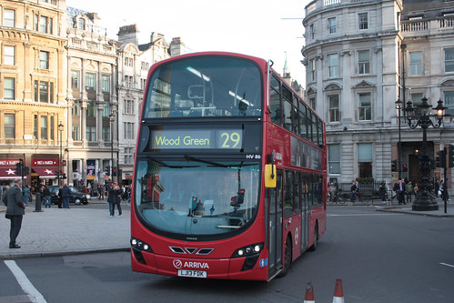 Arriva London North HV86 LJ13FDK
