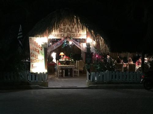 103 - Restaurante Bamboo Beach - Bayahibe