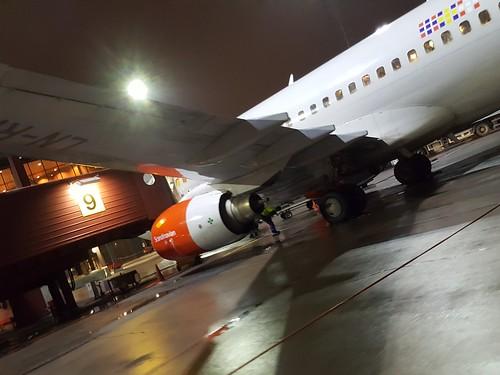 SAS: Amsterdam > Stockholm