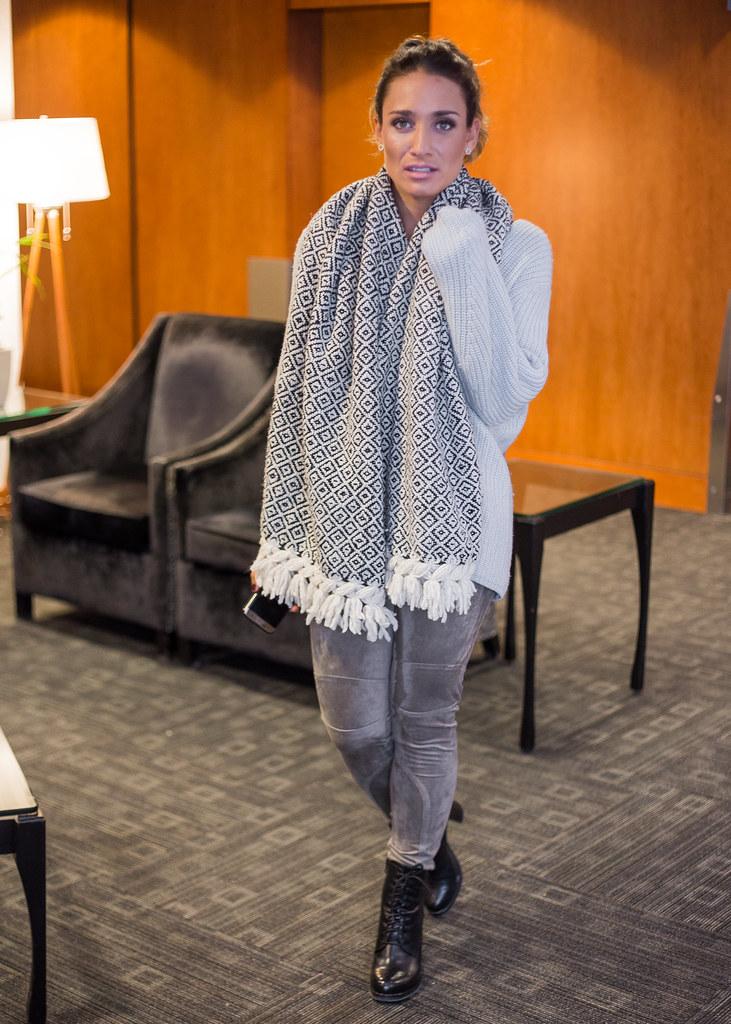 texture foulard suede