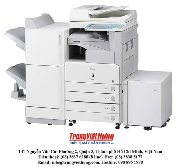 Cửa hàng chuyên bán máy photocopy canon iR 1024 ở SG