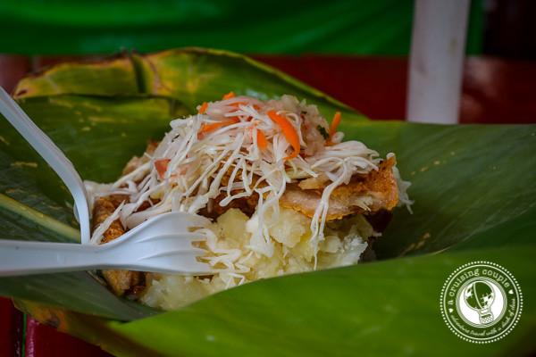 Nicaraguan food in Granada