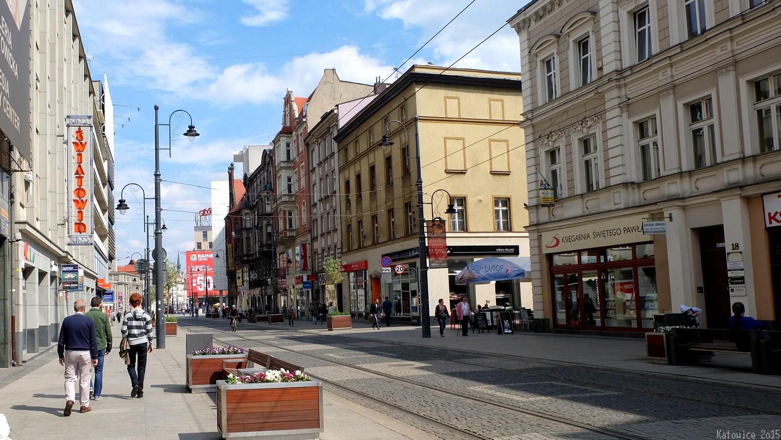 3 Maja, Katowice, Polska
