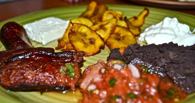 Dinner - La Ruta del Yalu