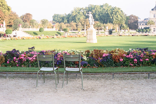 The Luxembourg Gardens and Palace -2