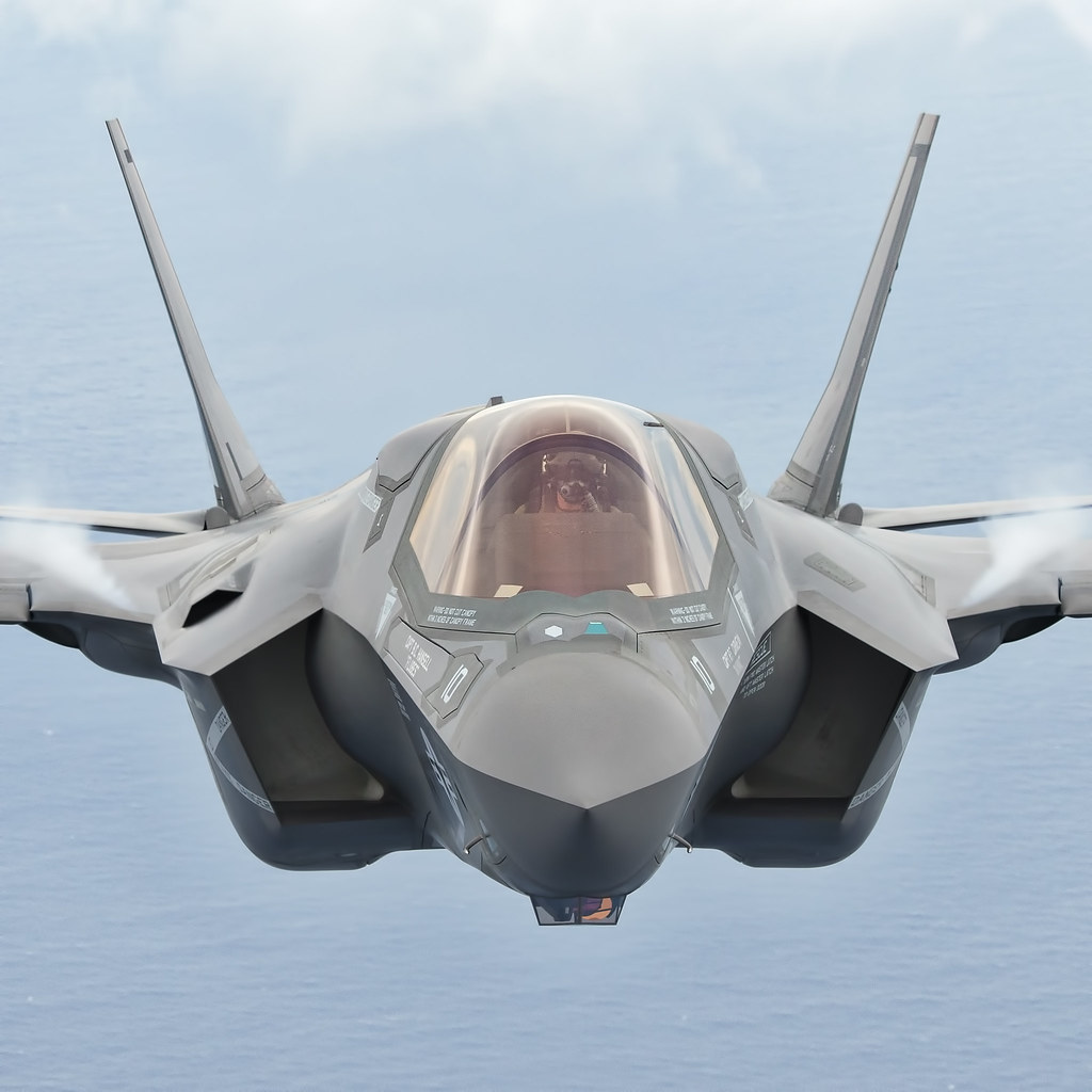 F35b Mcas Beaufort An F 35b From Marine Fighter Attack