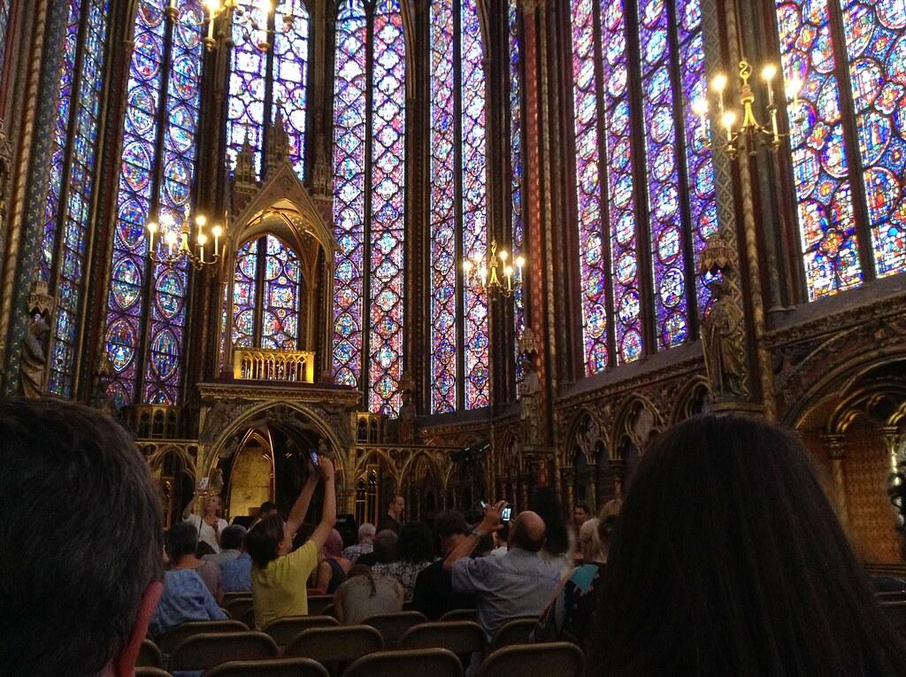 Sainte Chapelle Concert Sainte Chapelle Concert Flickr