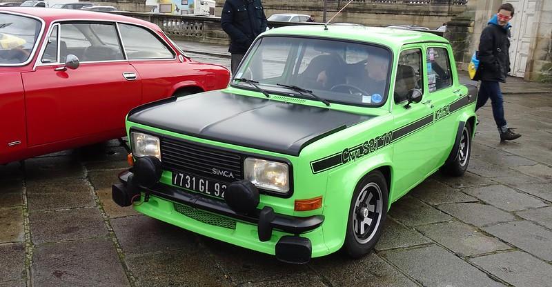 Simca 1000 Rallye 1971 & Rallye II 1973 31349844544_f3e56922ac_c
