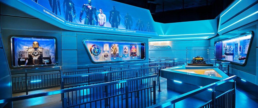 Hong Kong Disneyland_Stark Expo_Hall of Legacy_overview(1)
