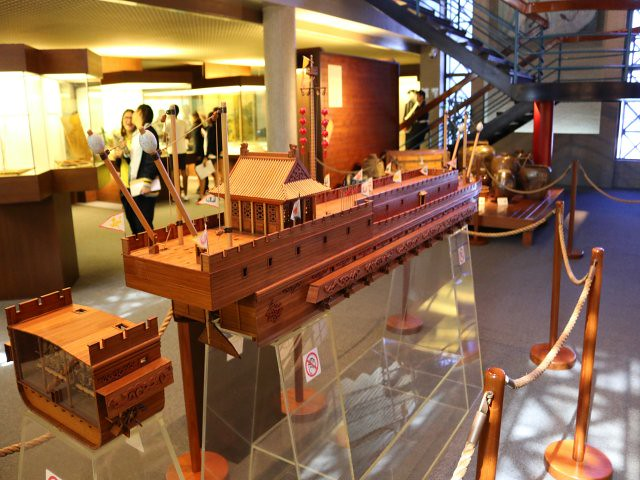 muzeul maritim 4 obiective turistice macao