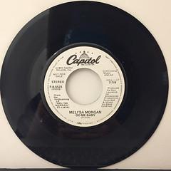MELI'SA MORGAN:DO ME BABY(RECORD SIDE-B)