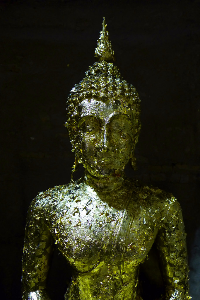 Thaïlande - Ayutthaya - 215 - Wat Yai Chai Mongkhon
