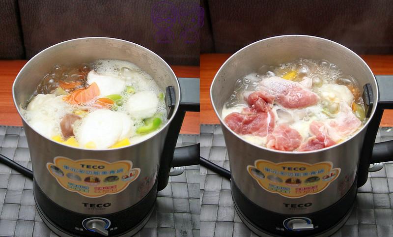 24 TECO東元304不鏽鋼快煮美食鍋