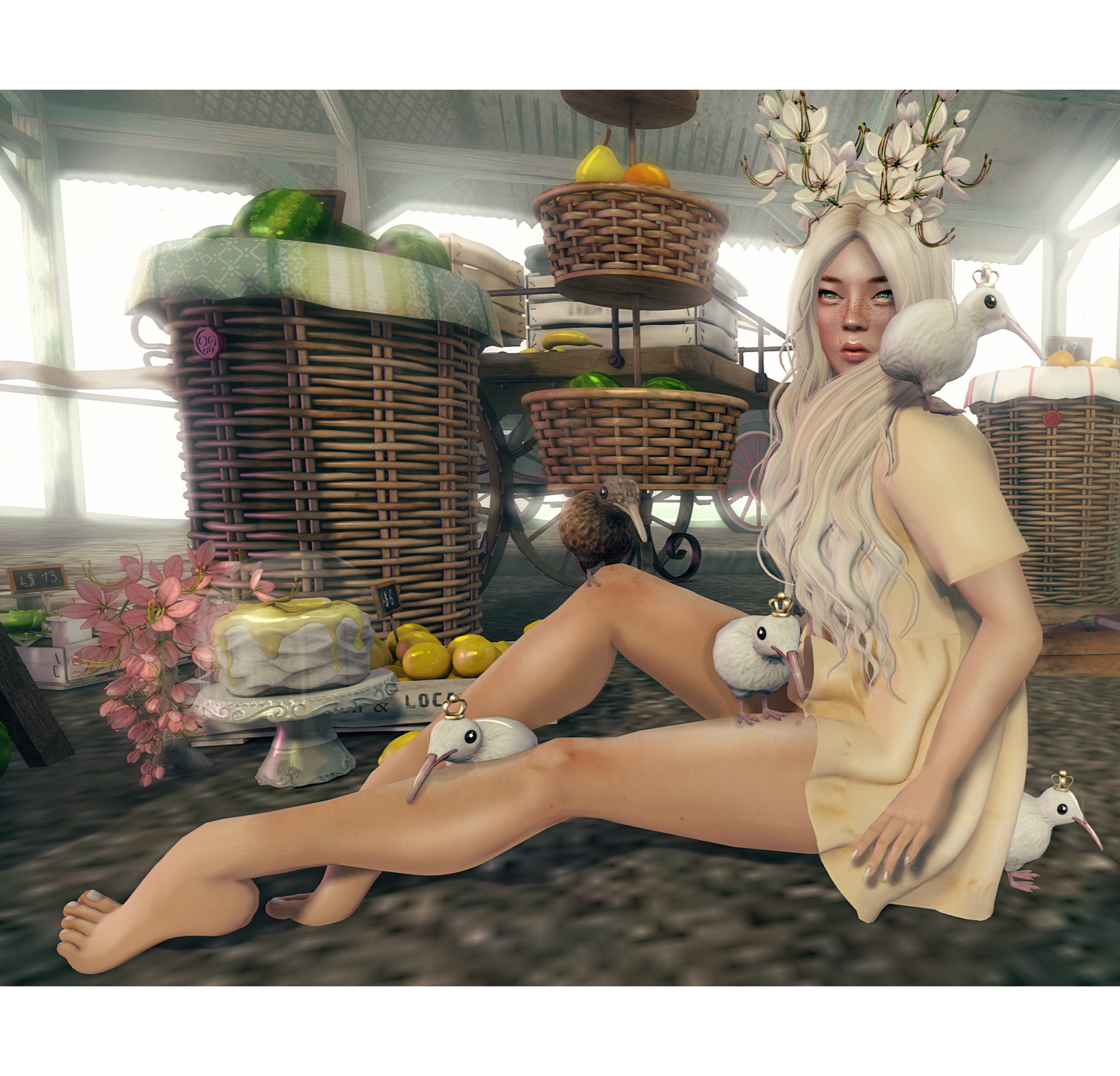 """The Arcade Photography Contest –Steffy Ghost"""