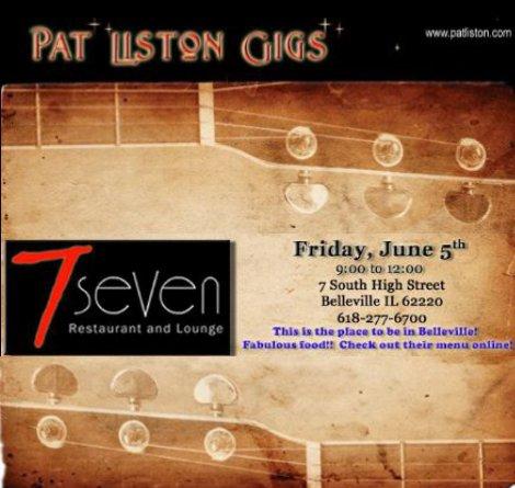 Pat Liston 6-5-15