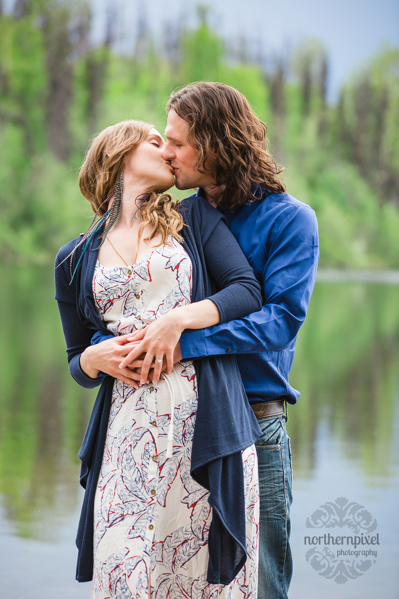 Engagement Session - Prince George British Columbia Photographer