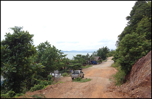 Back roads of Phang Nga
