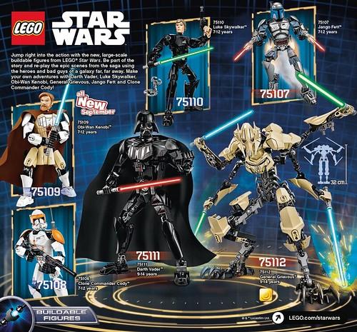 LEGO 2015 Consumer Catalog