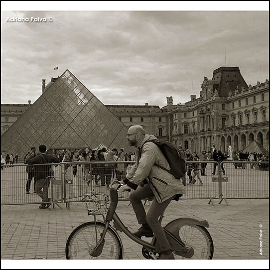 Le Pont Royal - francesa Paris França blog da jornalista Adriana Paiva