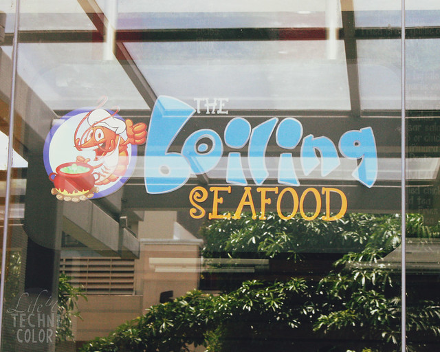Boiling Seafood Restaurant