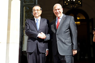 Official Visit of Li Keqiang, Premier of the People's Republic of China to the OECD