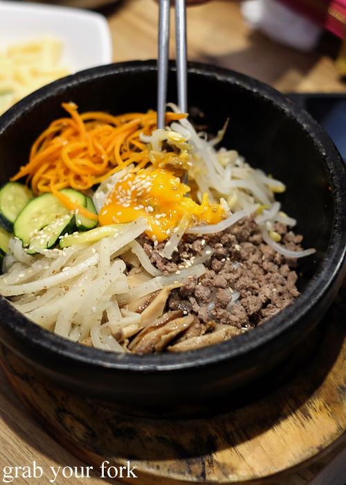 Korean Restaurant Lidcombe
