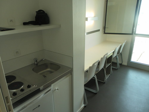 R sidence universitaire crous village 1 talence chambr for Chambre universitaire bordeaux