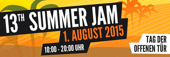 13th Summer Jam 2015