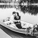 Winter Rowboat - Prince George BC